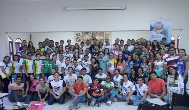 Caicó (RN) realiza encontro de formação para lideranças juvenis