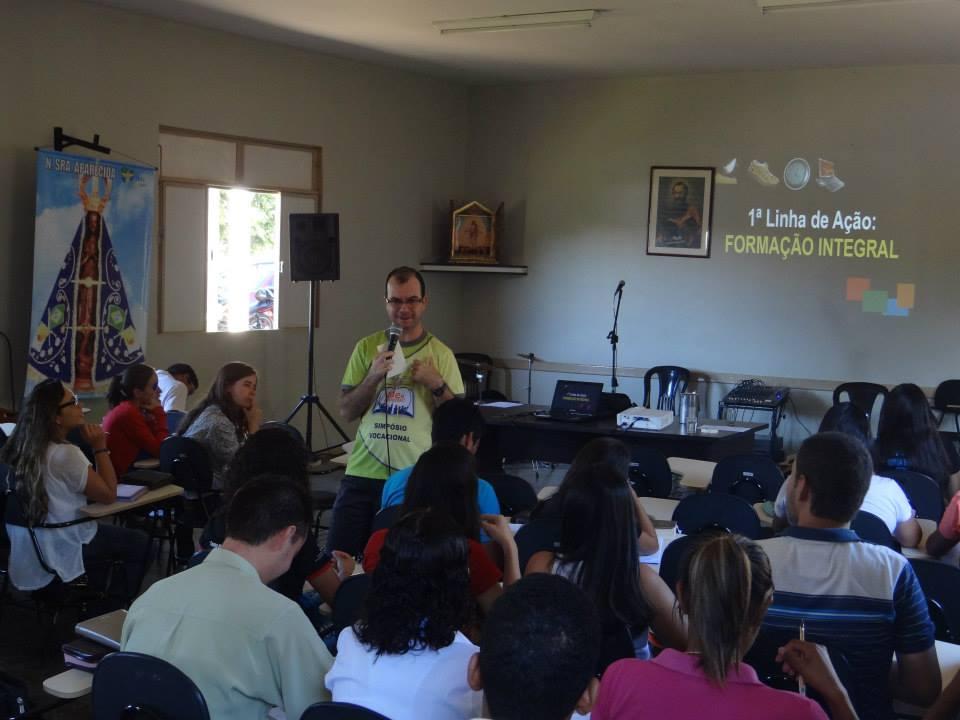 Setor Juventude de Montes Claros (MG) realiza encontro de formação