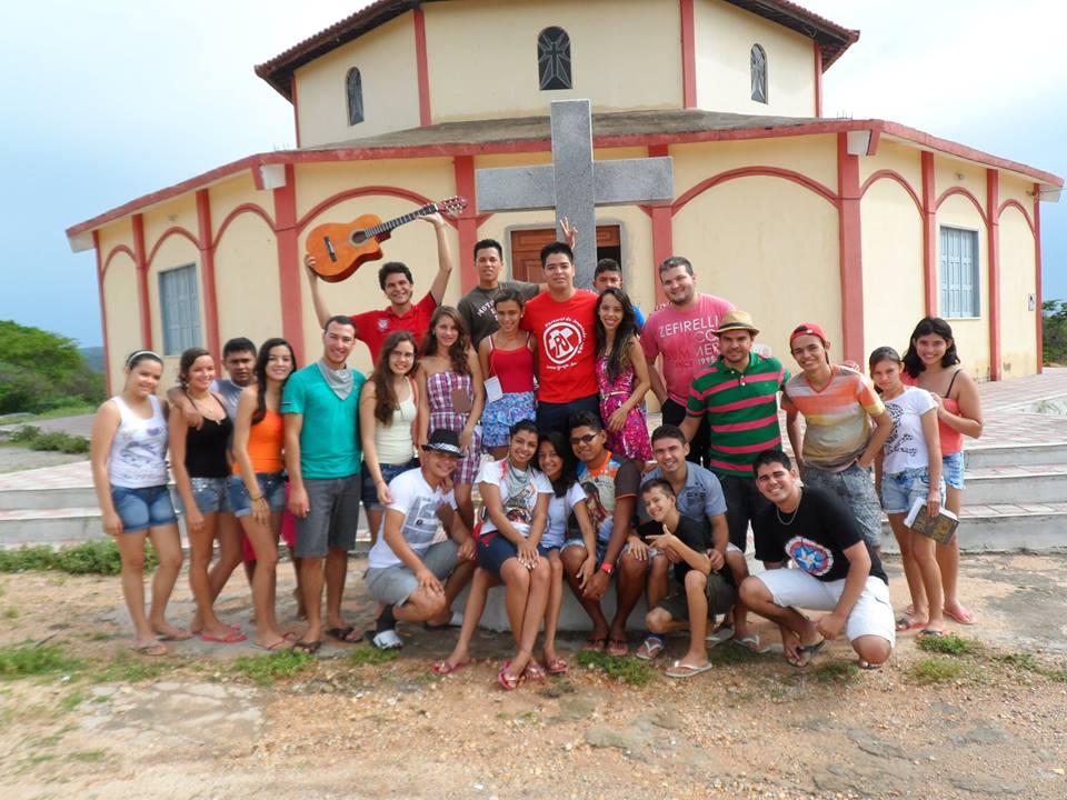 I Formação Jovem da Pastoral da Juventude da Reriutaba, no Ceará