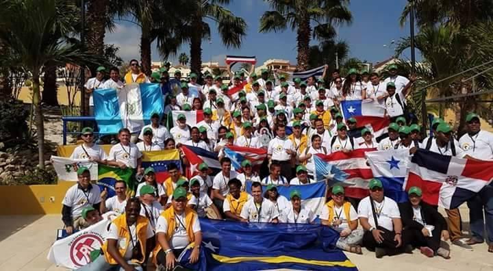 Representantes da Coordenação Nacional da Pastoral Juvenil participam do XVIII CELAM