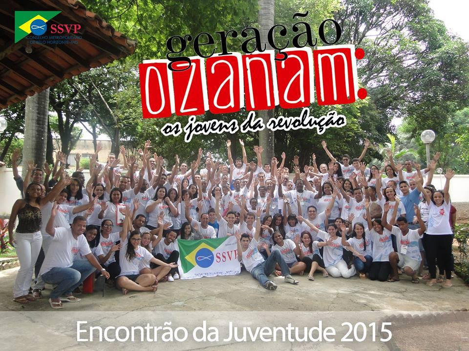 Encontrão da Juventude Vicentina é realizado em BH