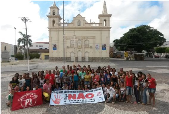 PJ de Serrinha reflete tema da Campanha da Fraternidade 2015