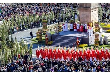 JMJ: Papa exorta jovens a prosseguirem caminho rumo a Cracóvia