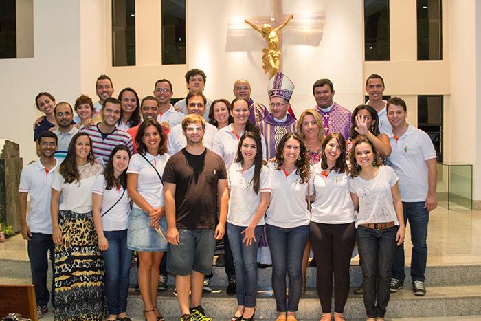 Equipe Jovem de Comunicação se reúne em Natal (RN)