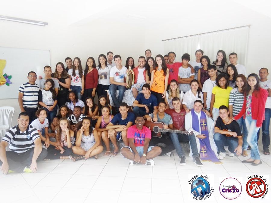 Em São João del-Rei, grupos juvenis realizam evento de integração