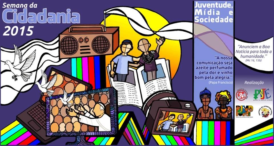 Pastorais da Juventude lançam subsídio para Semana da Cidadania