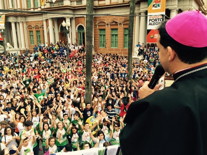 Jornadas Diocesanas da Juventude são celebradas em quatro dioceses gaúchas