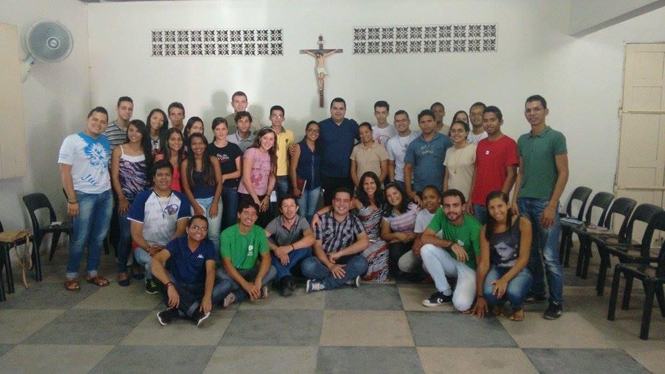 Jovens lideranças da Diocese de Palmares (PE) se reúnem em encontro de formação