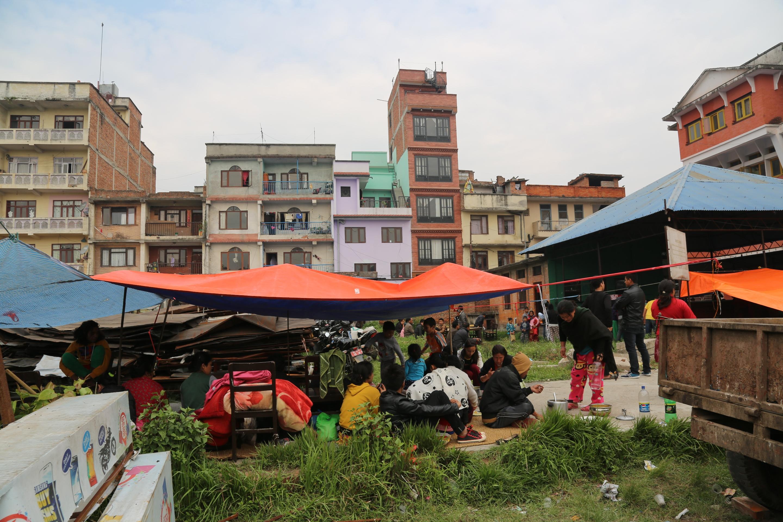 Igreja em ação pelas vítimas do terremoto no Nepal