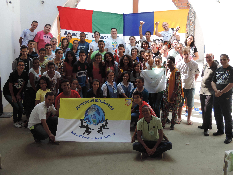 Juventude Missionária: Agora é hora de compromisso!