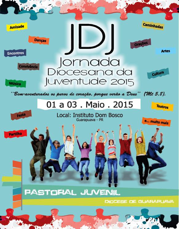 Diocese de Guarapuava (PR) realiza JDJ em maio