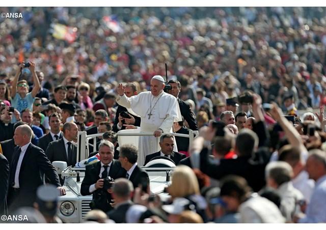 Papa identifica retrocesso na teoria do gênero