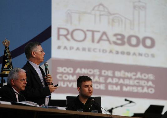 Projeto Rota 300 é apresentado aos bispos do Brasil