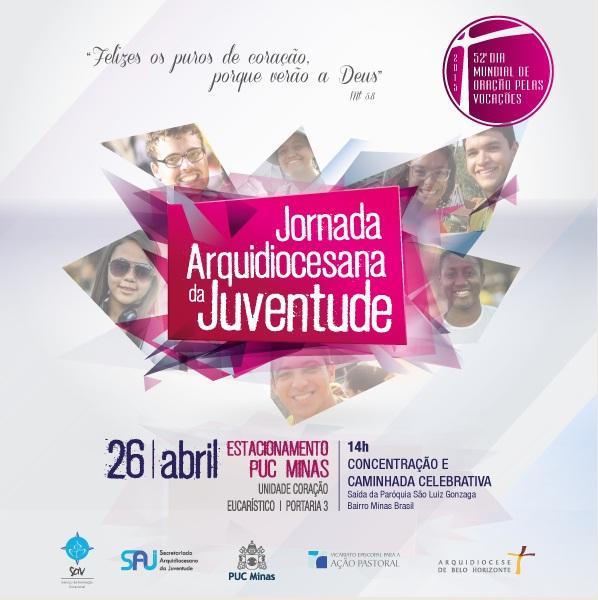 6ª Jornada Arquidiocesana na Juventude