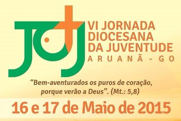 VI Jornada Diocesana da Juventude na Diocese de Rubiataba-Mozarlândia (GO)