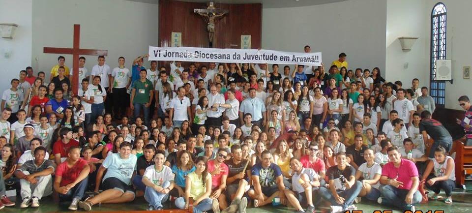 Diocese de Rubiataba/Mozarlândia (GO) realizam Jornada da Juventude