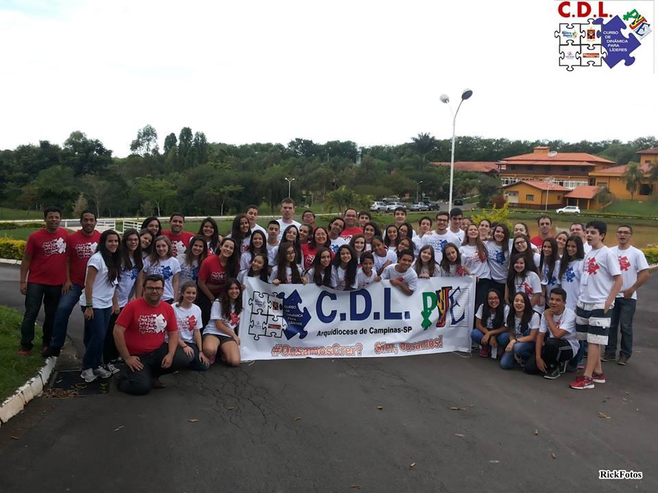 Juventude de Campinas promove curso de dinâmica para líderes