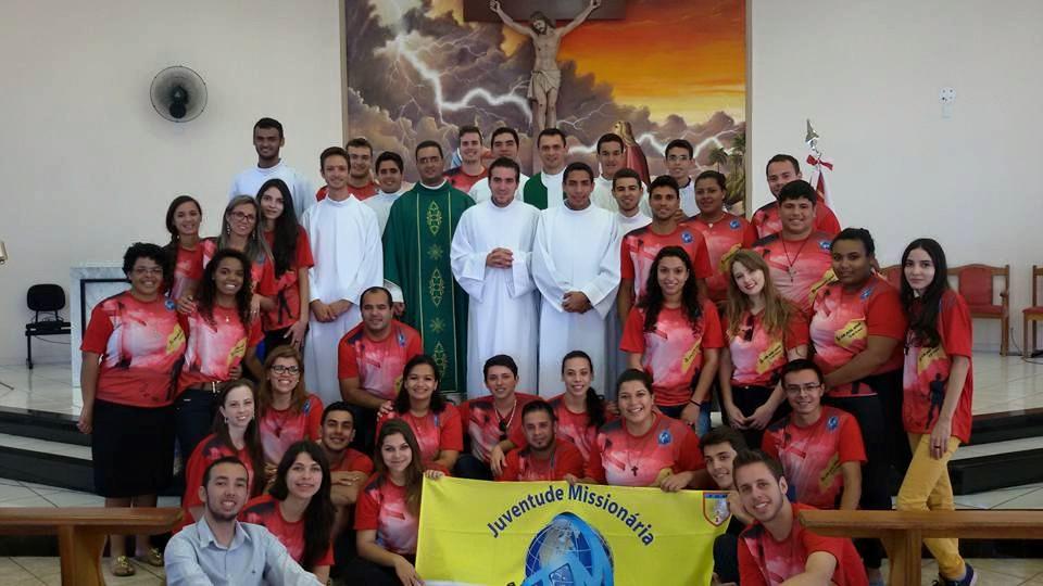 Juventude Missionária do Paraná se reúne para primeira Missão Estadual
