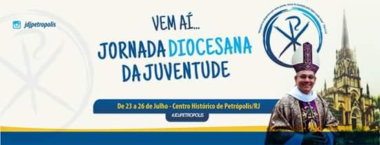 Petrópolis (RJ) terá JDJ de 23 a 26 de julho