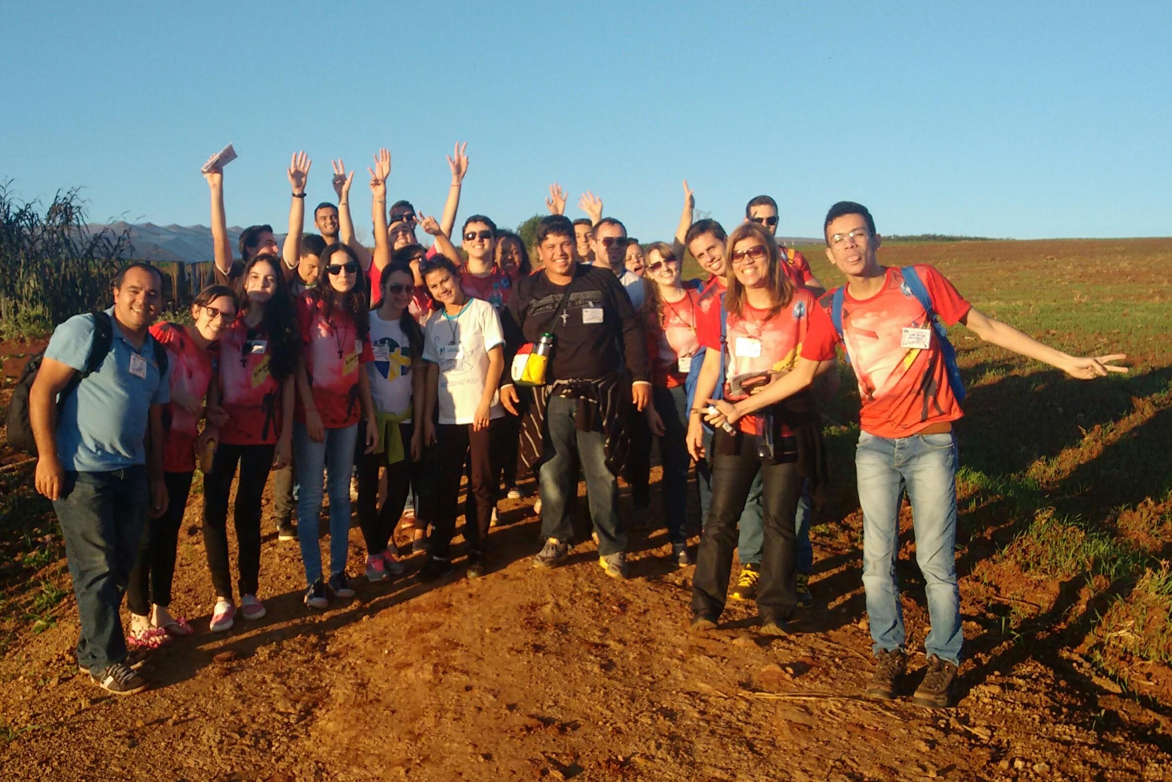Juventude Missionária do Paraná realiza 1ª Missão Estadual