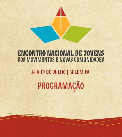 Divulgada programação do Encontro Nacional de Jovens Líderes dos Movimentos e Novas Comunidades