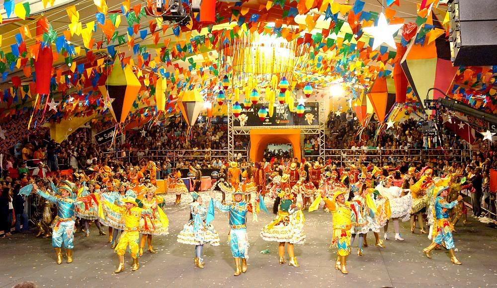 Um pouco do histórico das tradicionais festas juninas no Brasil
