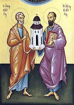 Cristo no centro: uma carta sobre as Colunas da Igreja