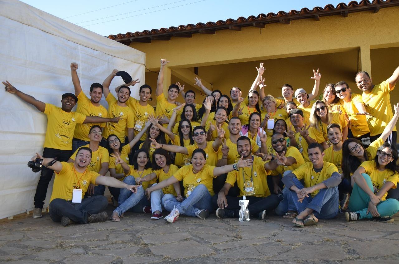 YOUCAT promove o segundo encontro no Brasil