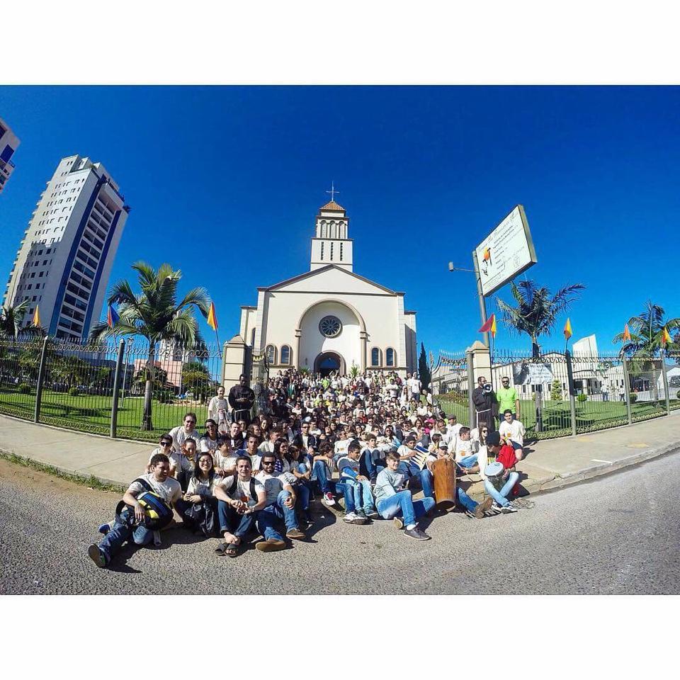 Anápolis recebe o II Encontro Nacional de Jovens Franciscanos