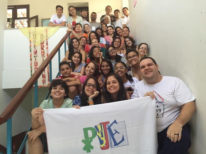 Estudantes promovem Encontro Regional da PJE em Recife