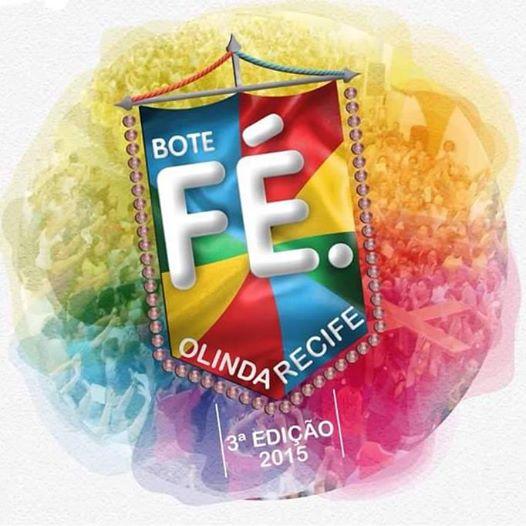 Juventude de Olinda e Recife celebra Bote Fé