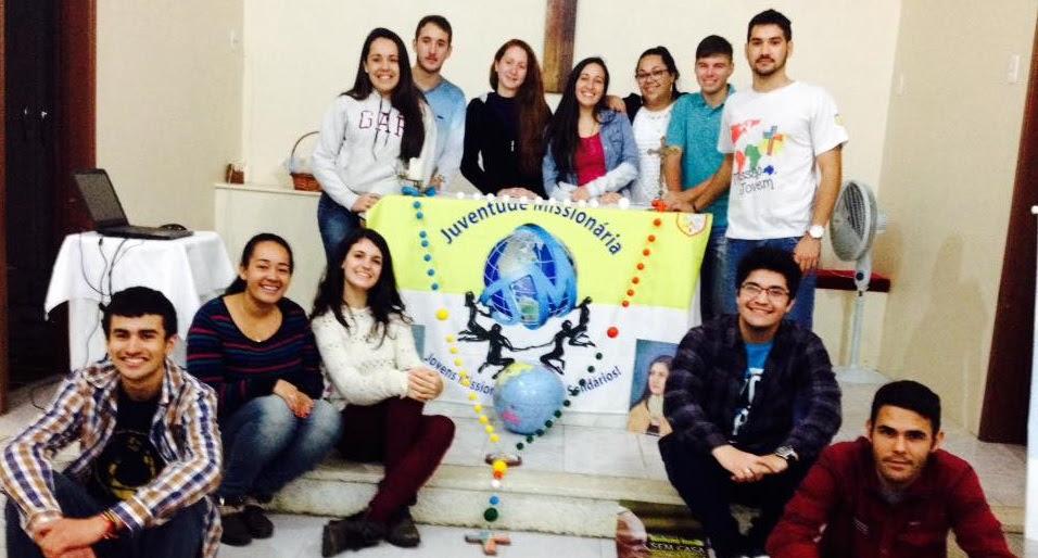 Juventude Missionária é implantada em Palmares do Sul