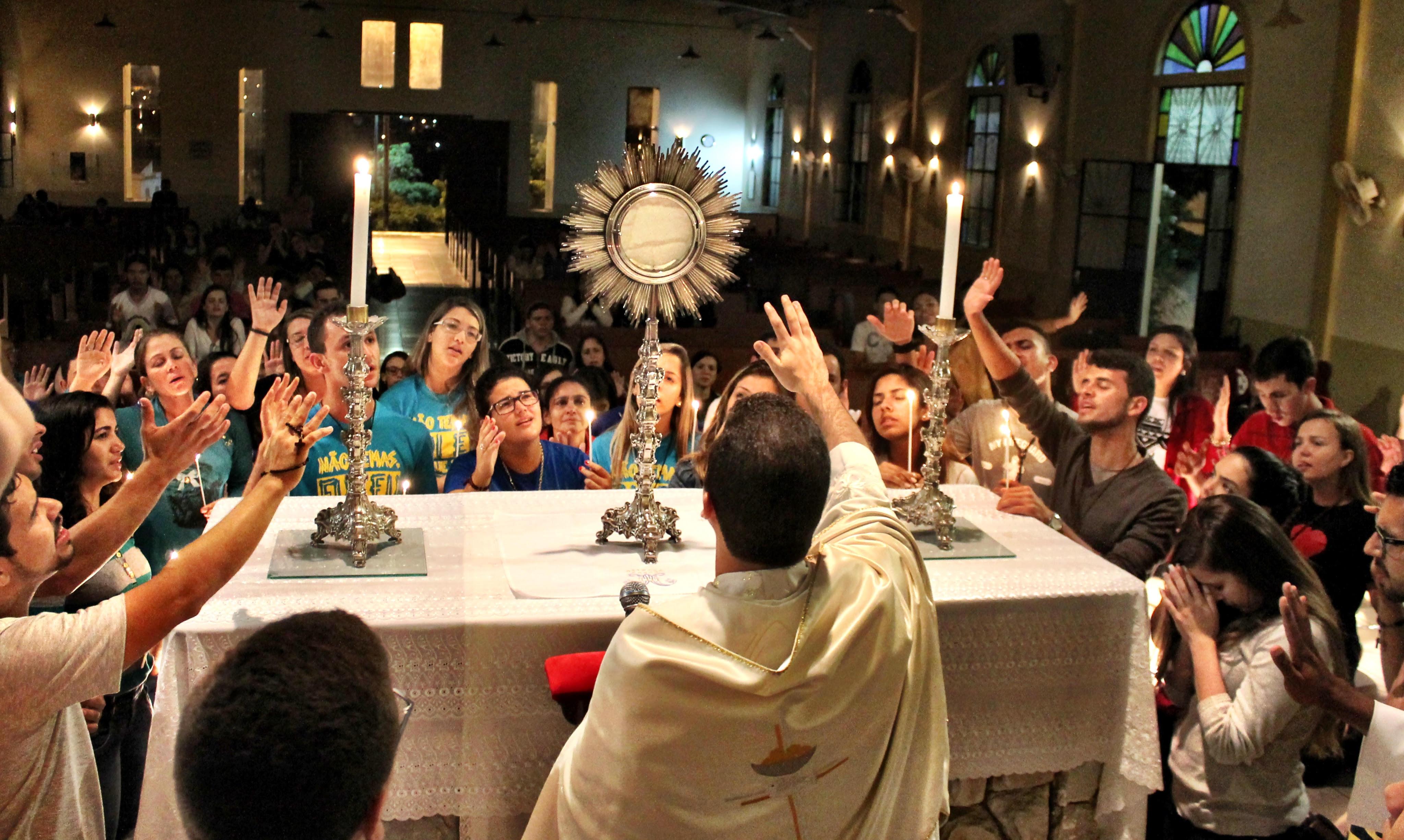 Para recordar JMJ, Diocese de Caruaru promove vigília