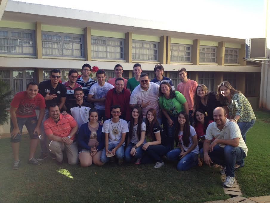 Diocese de Jales planeja atividades com a juventude