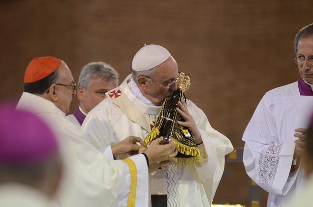 Papa Francisco pode vir a Aparecida em julho de 2017
