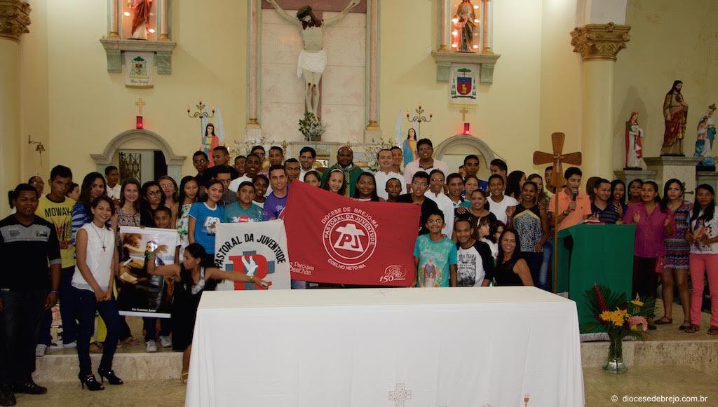 Pastoral da Juventude promove Assembleia Diocesana em Brejo (MA)
