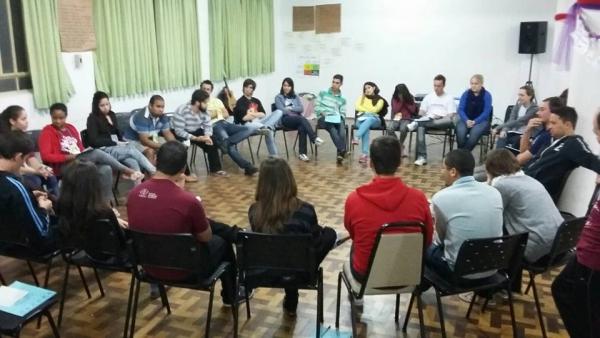 Setor Juventude promove formação de Jovens Multiplicadores em Santa Maria (RS)