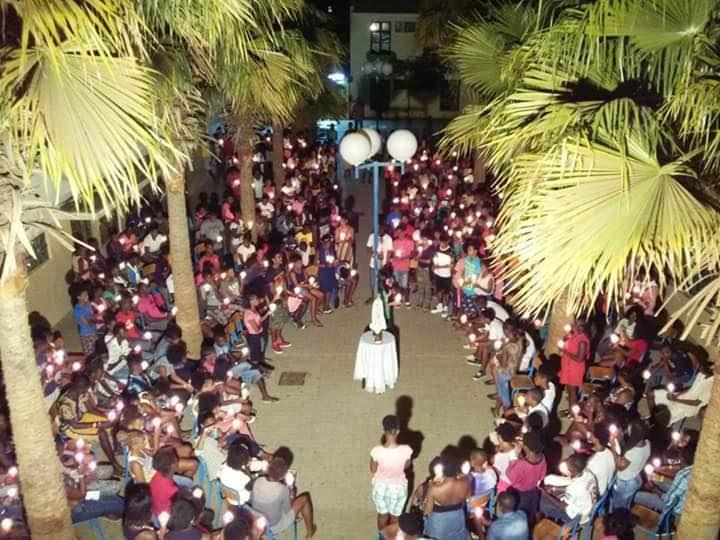 Brasileiros conduzem encontro de evangelização para jovens africanos de Cabo Verde