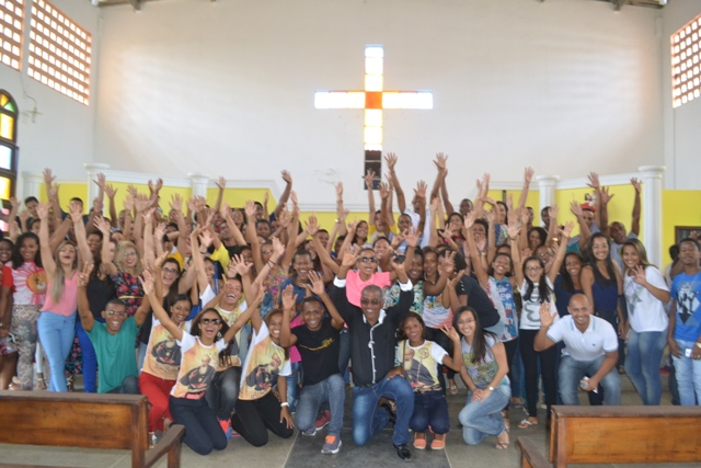 JDJ movimenta juventude de Camaçari (BA)