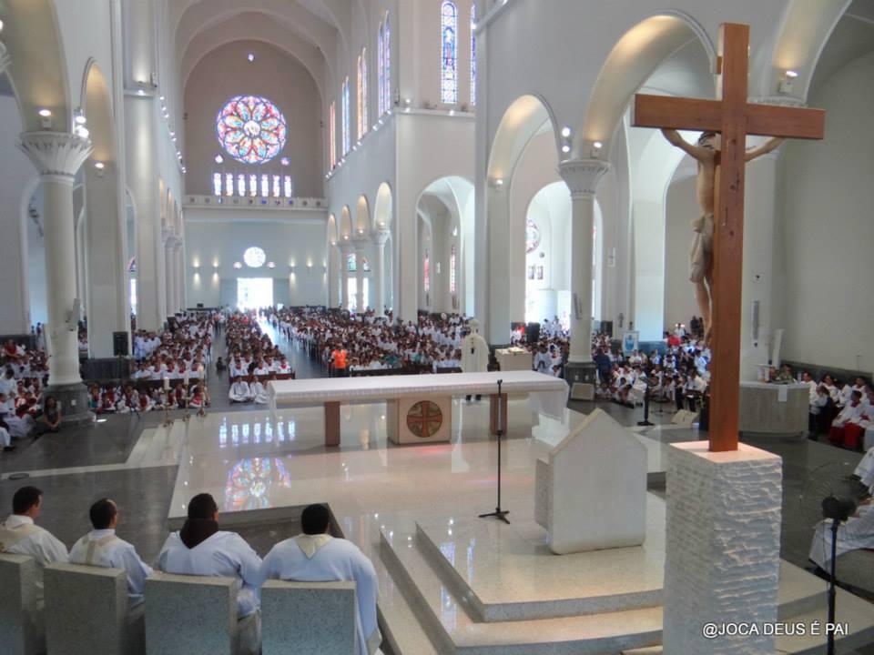 Jubileu dos Coroinhas abre Mês Vocacional na Arquidiocese de Fortaleza