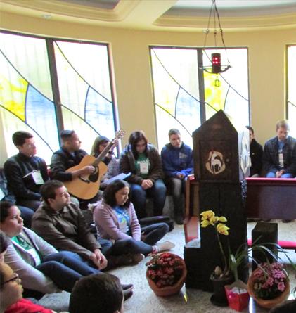 1ª Missão Jovem na Diocese de Campo Limpo (SP)