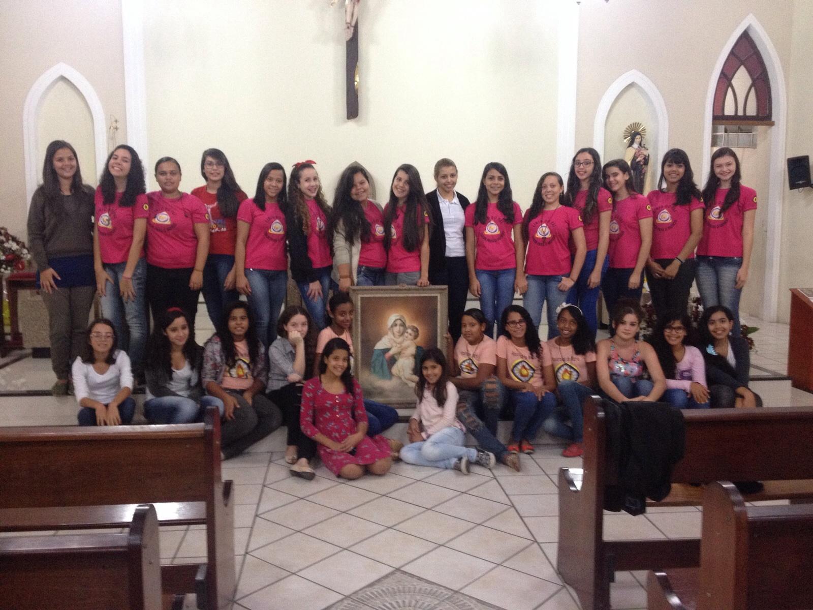 Juventude Feminina de Schoenstatt comemora 75 anos no Brasil
