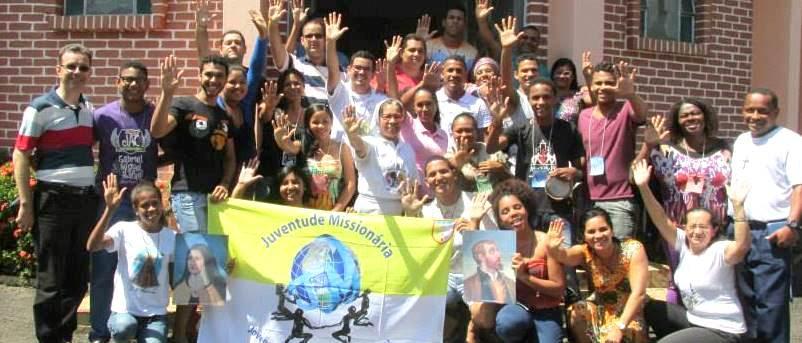Formação para JM reúne jovens da diocese de Ilhéus