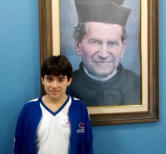 Aluno Salesiano participa do Parlamento Jovem 2015
