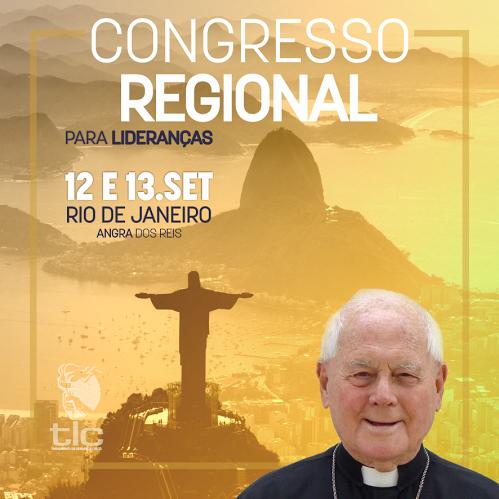 TLC se prepara para Congresso no Rio de Janeiro