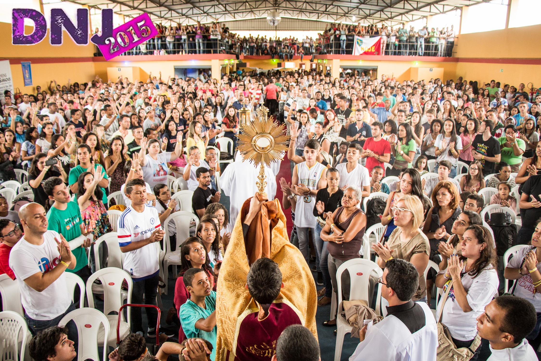 DNJ de Campos reuniu jovens de 17 municípios