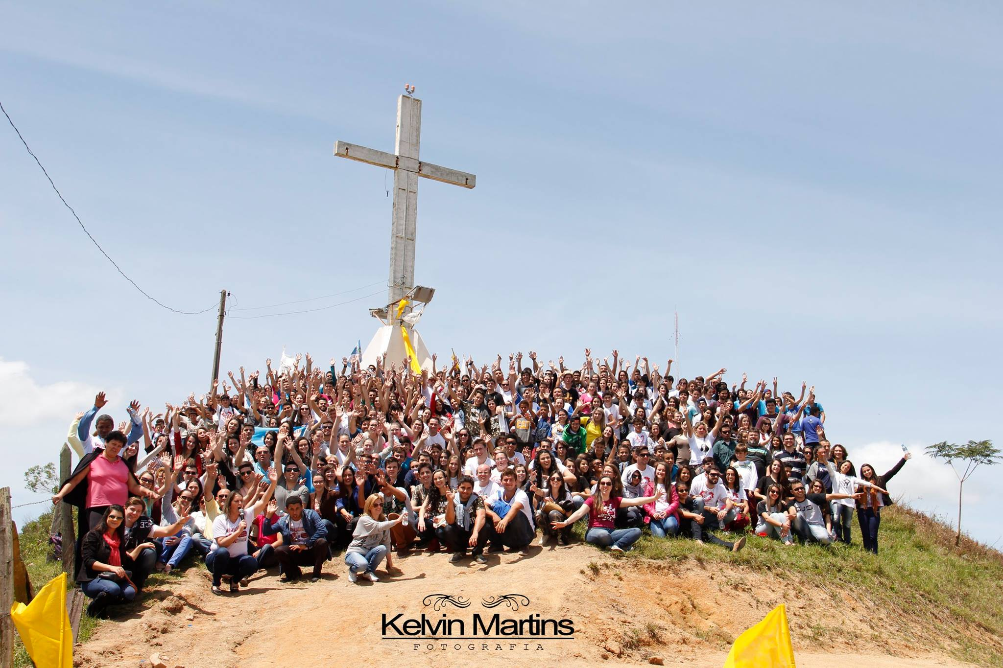 Cerca de 1500 jovens participam de DNJ e Encontro de Jovens Cristãos em Tubarão