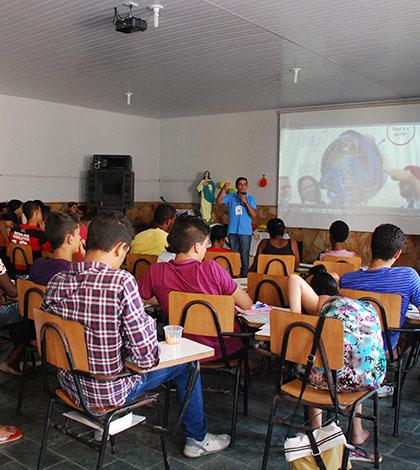 Juventude Missionária de Minas Gerais promove congresso estadual