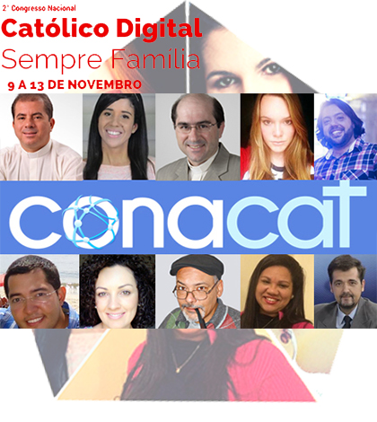 Sínodo das Famílias inspira congresso católico digital no Brasil