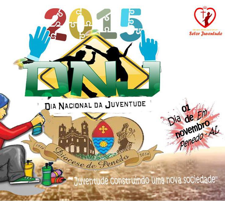 DNJ em Penedo (AL) será dia 1º de novembro